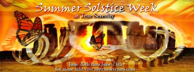 solstice week